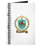 PERAUD Family Crest Journal