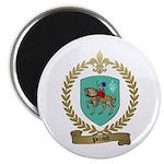 PERAUD Family Crest Magnet