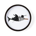 Shark Formal Wall Clock