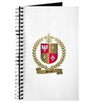 PELTRET Family Crest Journal