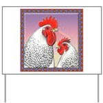 Delaware Chickens Yard Sign
