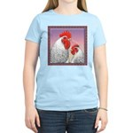 Delaware Chickens Women's Light T-Shirt