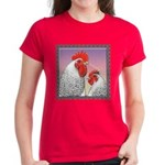 Delaware Chickens Women's Dark T-Shirt