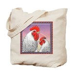 Delaware Chickens Tote Bag