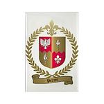 PELTRET Family Crest Rectangle Magnet (100 pack)