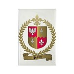 PELTRET Family Crest Rectangle Magnet (10 pack)