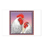 Delaware Chickens Postcards (Package of 8)