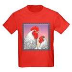 Delaware Chickens Kids Dark T-Shirt