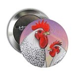 "Delaware Chickens 2.25"" Button (10 pack)"
