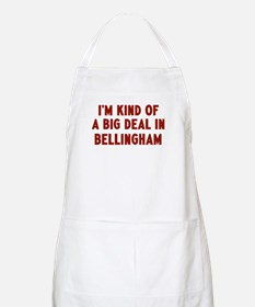Big Deal in Bellingham BBQ Apron
