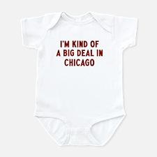 Big Deal in Chicago Infant Bodysuit