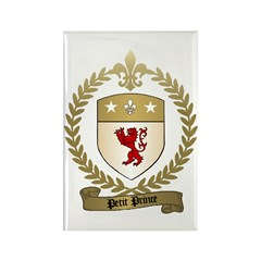 PETIT PRINCE Family Crest Rectangle Magnet (10 pac
