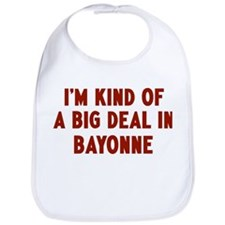 Big Deal in Bayonne Bib