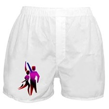Latin Dancer #2 Boxer Shorts