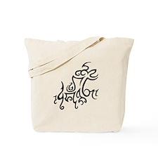 """Arabic/Elven"" Tote Bag"
