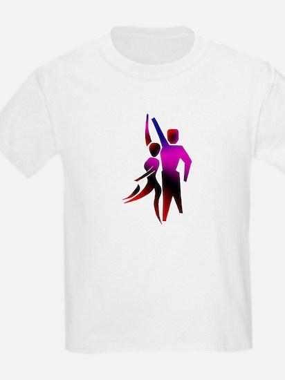 Latin Dancer #2 Kids T-Shirt
