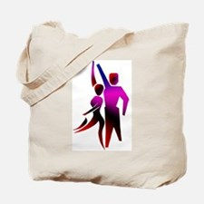 Latin Dancer #2 Tote Bag