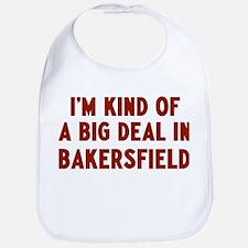 Big Deal in Bakersfield Bib