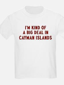 Big Deal in Cayman Islands T-Shirt