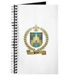 PELTIER Family Crest Journal