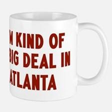 Big Deal in Atlanta Small Small Mug