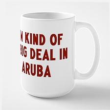Big Deal in Aruba Mug