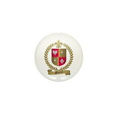 PELLETRET Family Crest Mini Button (100 pack)