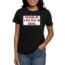 Big Deal in Aruba Tee