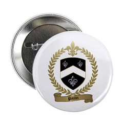 PAULIN Family Crest Button