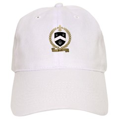 PAULIN Family Crest Baseball Cap