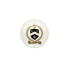 PAULIN Family Crest Mini Button (10 pack)