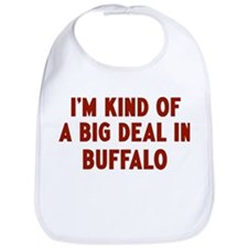 Big Deal in Buffalo Bib