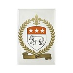 PART Family Crest Rectangle Magnet (10 pack)