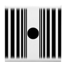 Doppler Effect Tile Coaster