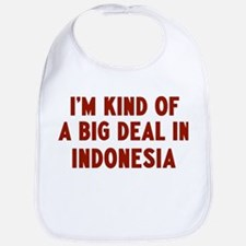 Big Deal in Indonesia Bib