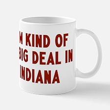 Big Deal in Indiana Mug