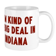Big Deal in Indiana Mug