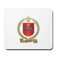 OUELLETTE Family Crest Mousepad