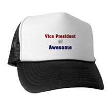 Vice President of Awesome Trucker Hat