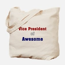Vice President of Awesome Tote Bag