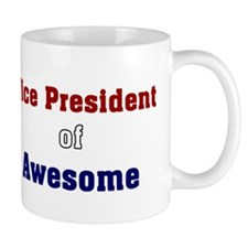 Vice President of Awesome Mug