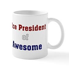 Vice President of Awesome Mug