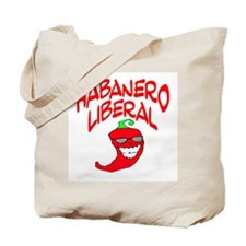 Habanero (HOT) Liberal Tote Bag