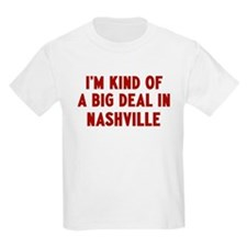 Big Deal in Nashville T-Shirt