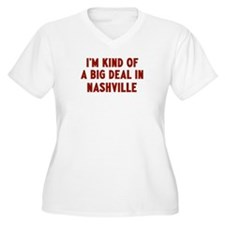 Big Deal in Nashville T-Shirt