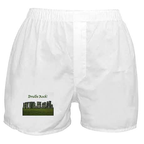 Druid Stonehenge Boxer Shorts