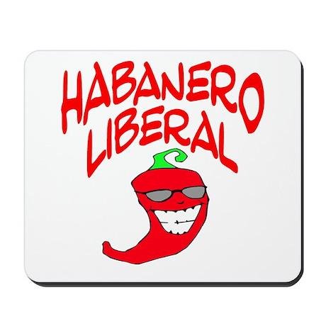 Habanero (HOT) Liberal Mousepad