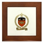 ORILLON Family Crest Framed Tile