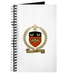 ORILLON Family Crest Journal