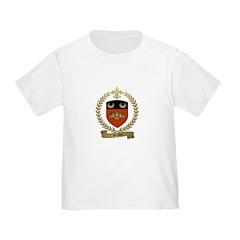 ORILLON Family Crest T